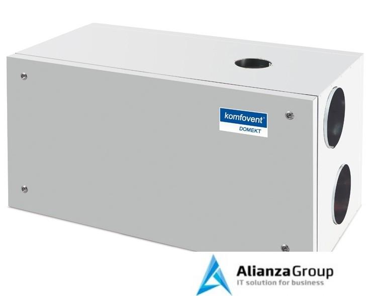 Приточно-вытяжная вентиляционная установка 500 Komfovent Domekt-R-600-H (L/A F7/M5 ePM1 55/ePM10 50)