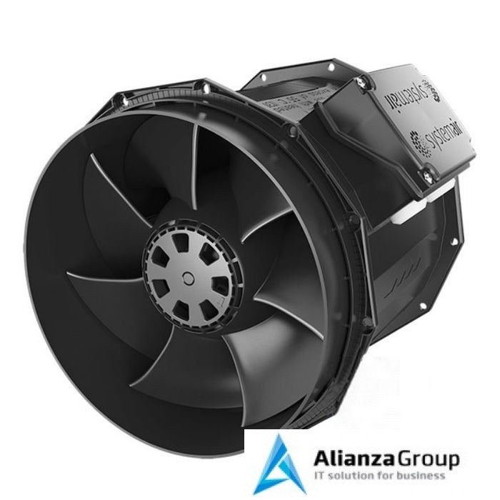 Канальный вентилятор Systemair prio 250EC circ. duct fan