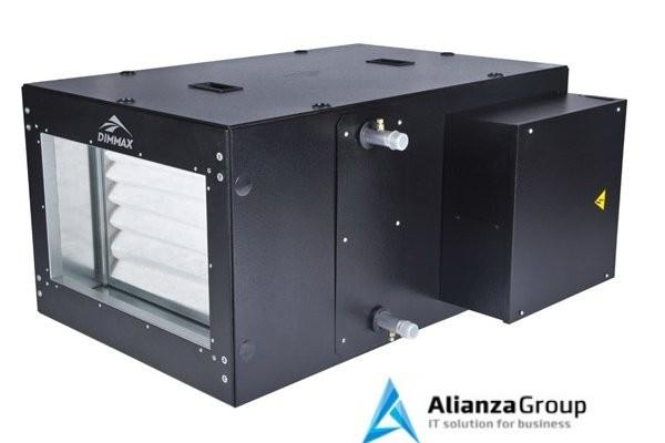 Приточная вентиляционная установка Dimmax Scirocco T20W-2