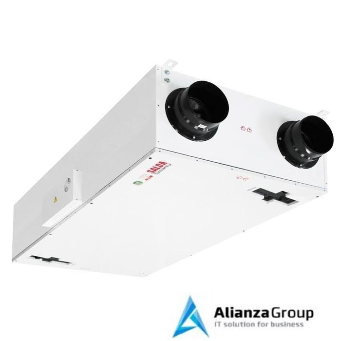 Приточно-вытяжная вентиляционная установка 500 Salda Smarty 4X P 1.1