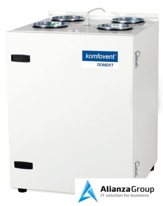 Приточно-вытяжная вентиляционная установка 500 Komfovent Domekt-CF-400-V (M5/M5 ePM10 50/ePM10 50)