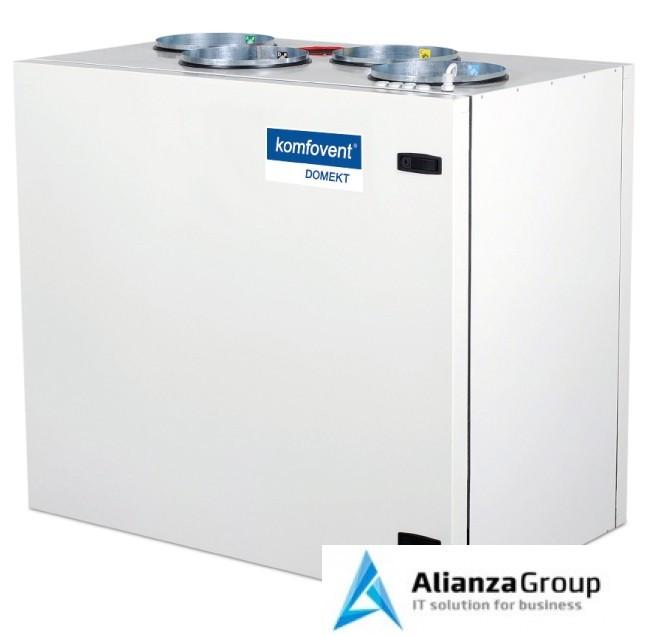Приточно-вытяжная вентиляционная установка 500 Komfovent Domekt-R-500-V (L/A M5/M5 ePM10 50/ePM10 50)