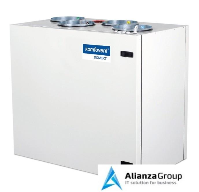 Приточно-вытяжная вентиляционная установка 500 Komfovent Domekt-R-500-V (L/AZ F7/M5 ePM1 55/ePM10 50)