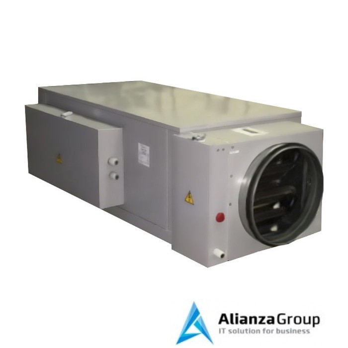 Приточная вентиляционная установка MIRAVENT ПВУ BAZIS MAX EC – 1000 W (с водяным калорифером)