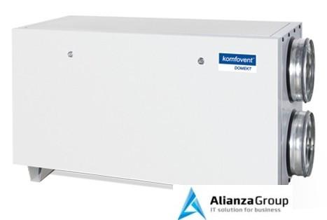 Приточно-вытяжная вентиляционная установка 500 Komfovent Domekt-CF-700-H (F7/M5 ePM1 55/ePM10 50) К