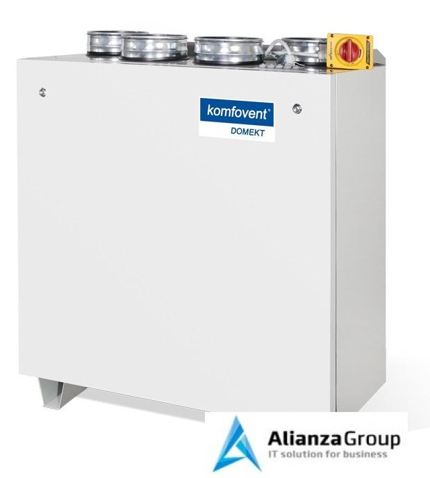 Приточно-вытяжная вентиляционная установка 500 Komfovent Domekt-CF-700-V (M5/M5 ePM10 50/ePM10 50)