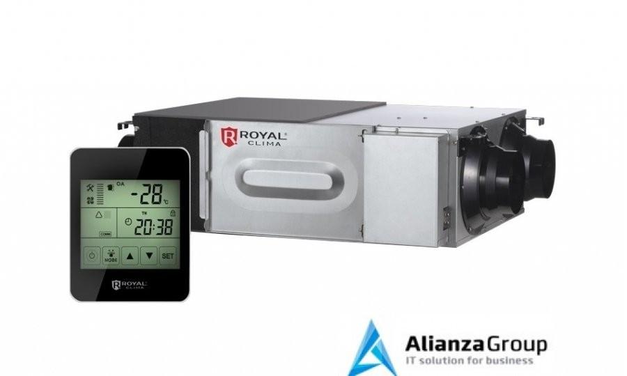 Приточно-вытяжная вентиляционная установка 500 Royal Clima RCS 500 2.0
