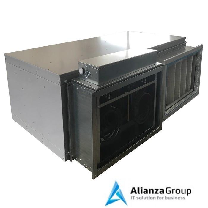 Приточно-вытяжная вентиляционная установка MIRAVENT ПВВУ OK EC – 067 W (с водяным калорифером)