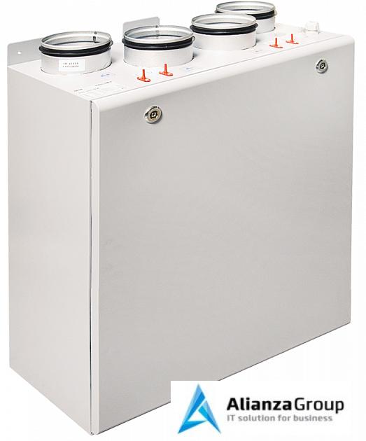 Приточно-вытяжная вентиляционная установка Energolux Riviera-EC VRW 1400-L