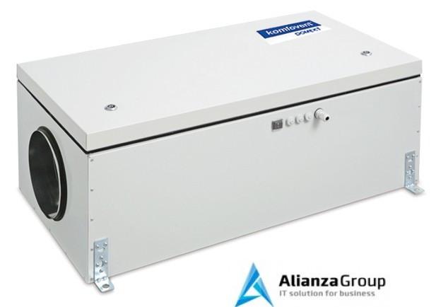 Приточная вентиляционная установка Komfovent Domekt-S-800-F-E/9 (M5 ePM10 50)