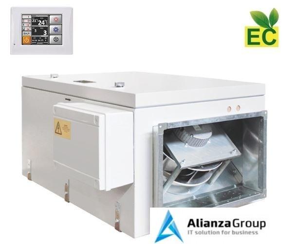Приточная вентиляционная установка Благовест ФЬОРДИ ВПУ 2000 ЕС/24-380/3-GTC
