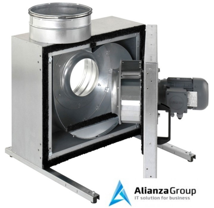 Жаростойкий (кухонный) вентилятор Systemair KBR 355EC-L Thermo fan