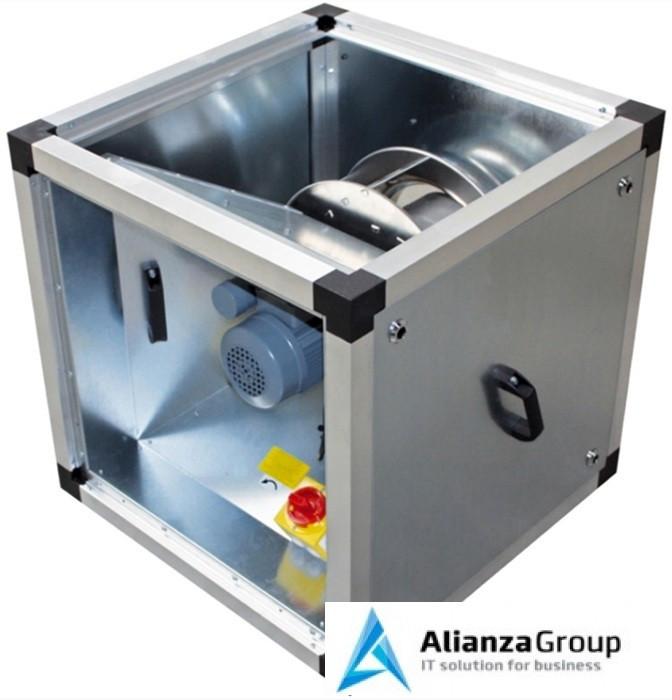 Жаростойкий (кухонный) вентилятор Systemair MUB/T 100 630D4-K2-L IE2