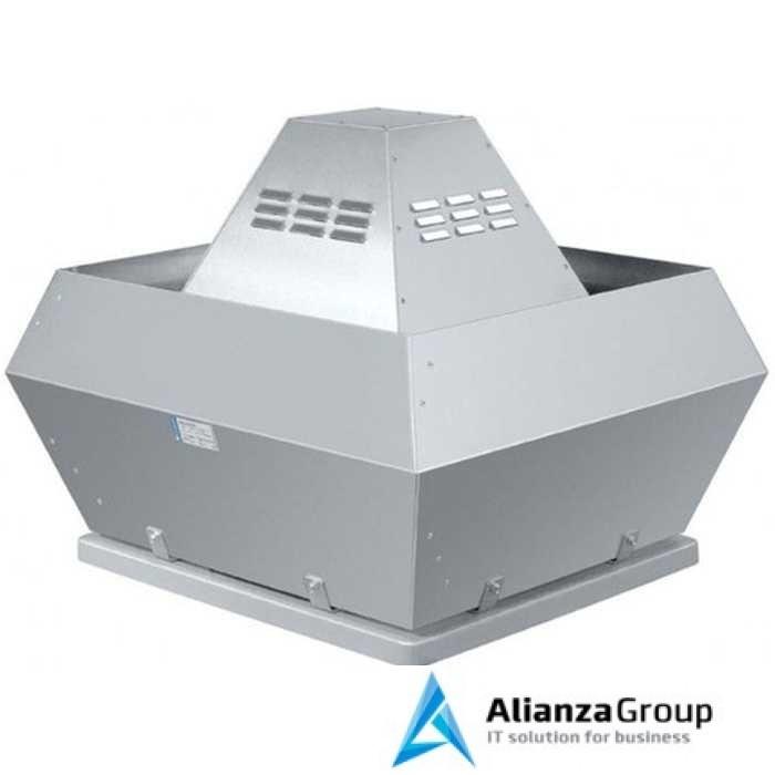 Крышный вентилятор Systemair DVNI 355E4 roof fan insulated