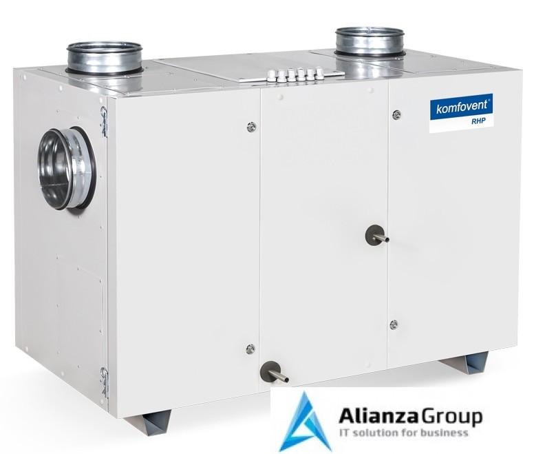 Приточно-вытяжная вентиляционная установка 500 Komfovent RHP-600-4.4/3.8-UV