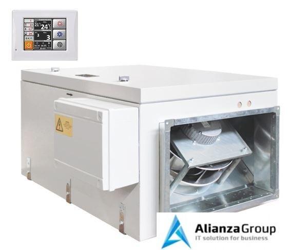 Приточная вентиляционная установка Благовест ФЬОРДИ ВПУ 4000/24-380/3-GTC