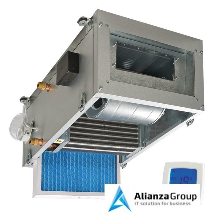 Приточная вентиляционная установка Blauberg BLAUBOX MW3000-4 Pro