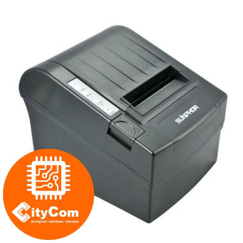 Принтер чеков Sunphor SUP80310C USB, POS термопринтер чековый для магазинов, бутиков, кафе и др. Арт.4840