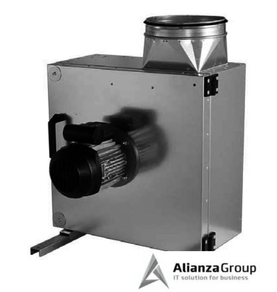 Жаростойкий (кухонный) вентилятор Shuft EF 315