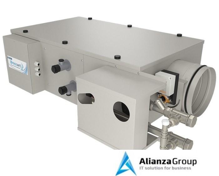 Приточная вентиляционная установка Breezart 1000 Aqua W