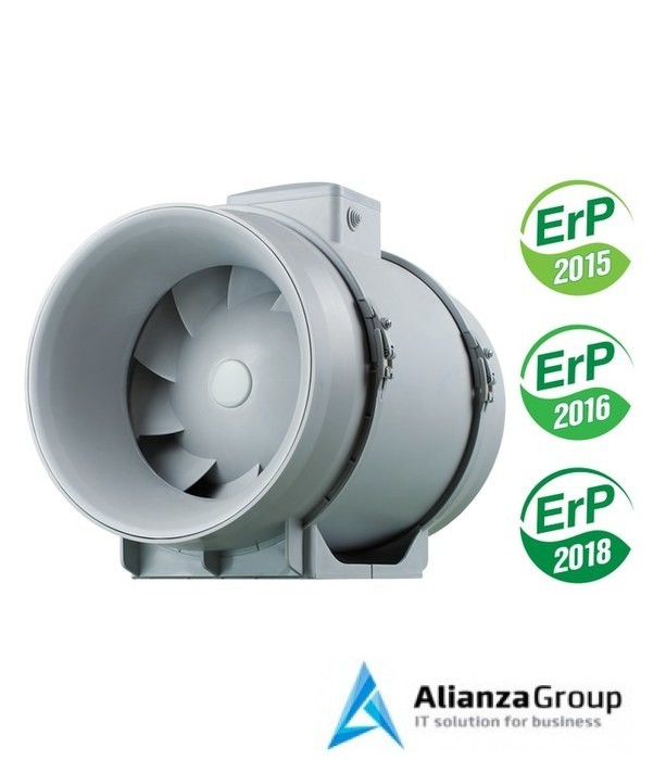 Канальный вентилятор Vents ТТ ПРО 200 Т