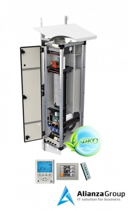 Приточная вентиляционная установка Vent Machine ПВУ – 350 EC GTC