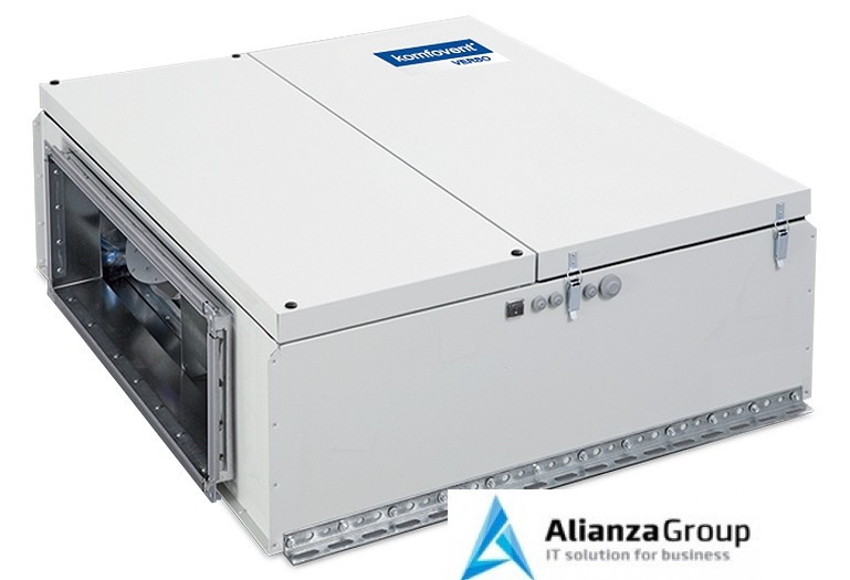 Приточная вентиляционная установка Komfovent Verso-S-2100-F-E/15