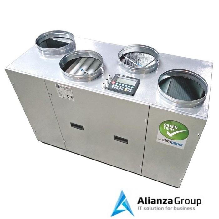 Приточно-вытяжная вентиляционная установка Globalvent CLIMATE Vi-035 E с электронагревателем