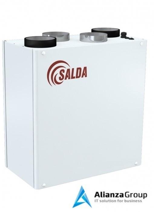 Приточно-вытяжная установка с роторным рекуператором Salda RIRS 400 VER EKO 3.0