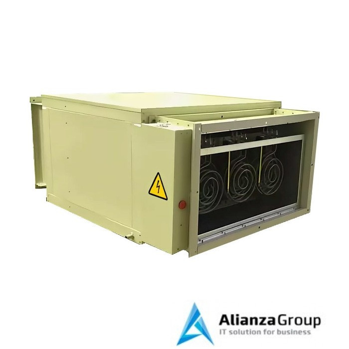 Приточная вентиляционная установка MIRAVENT ПВУ BAZIS EC – 6000 E (с электрическим калорифером)