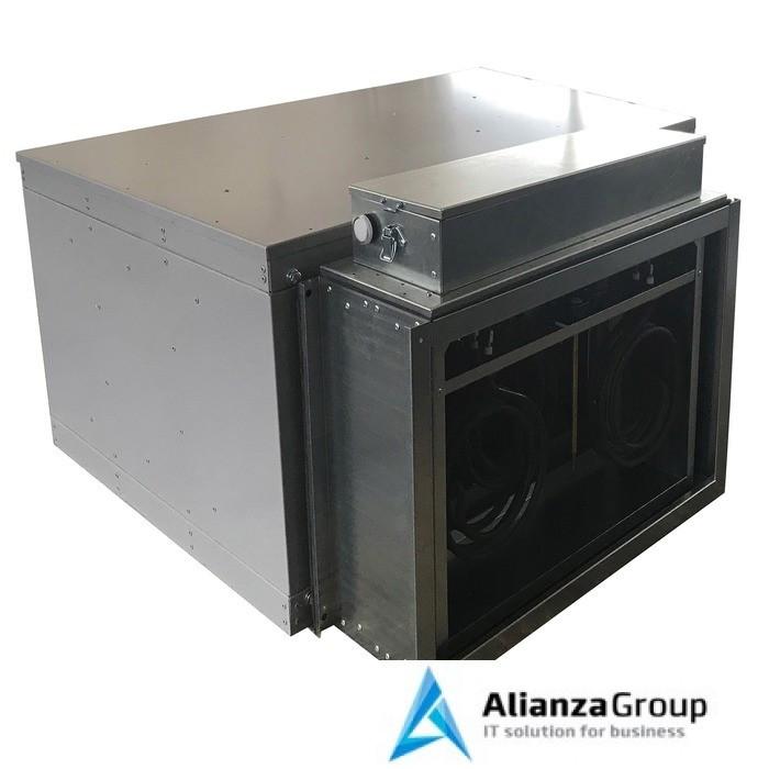 Приточная вентиляционная установка MIRAVENT ПВУ BAZIS MAX EC – 4000 E (с электрическим калорифером)