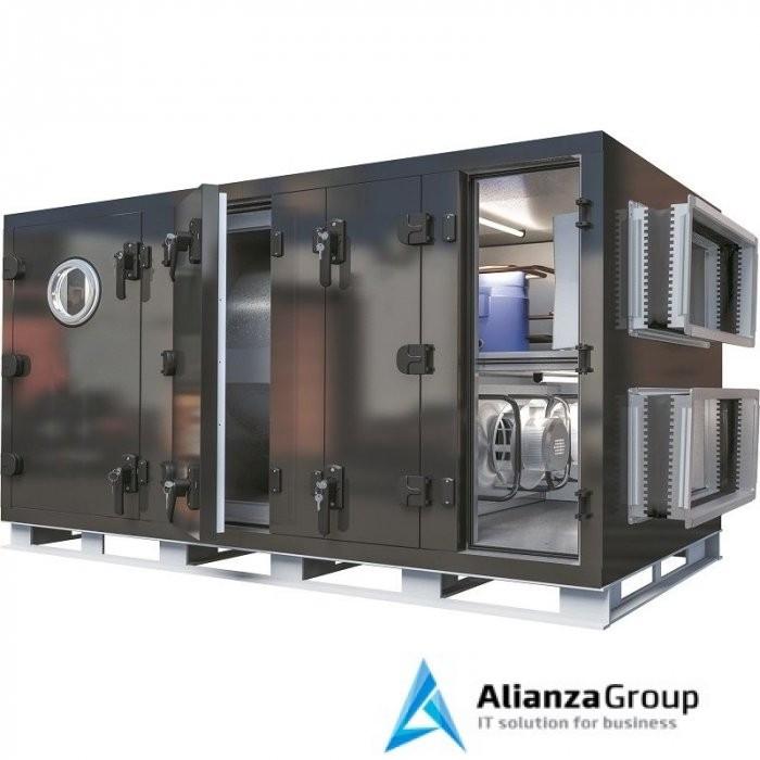 Приточно-вытяжная установка с водяным нагревателем GlobalClimat Nemero 02 RR.1-HW-CW 1000