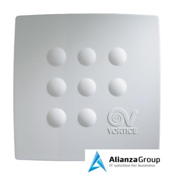 Вытяжка для ванной диаметр 100 мм Vortice Quadro Medio I T HCS