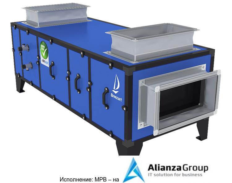 Приточно-вытяжная вентиляционная установка Breezart 1000 Pool DH VF
