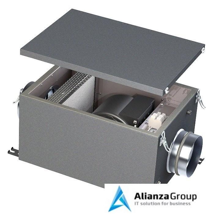 Компактная приточная вентиляционная установка Тепломаш КЭВ-ПВУ85A