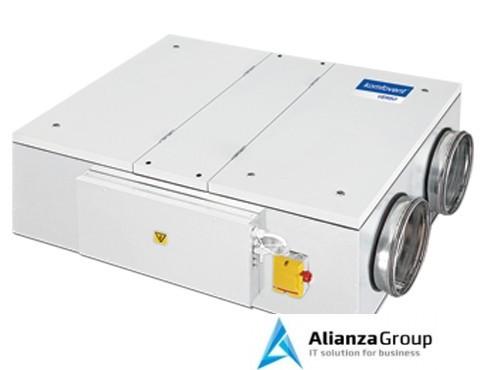 Приточно-вытяжная вентиляционная установка Komfovent Verso-R-1300-F-E (SL/A)