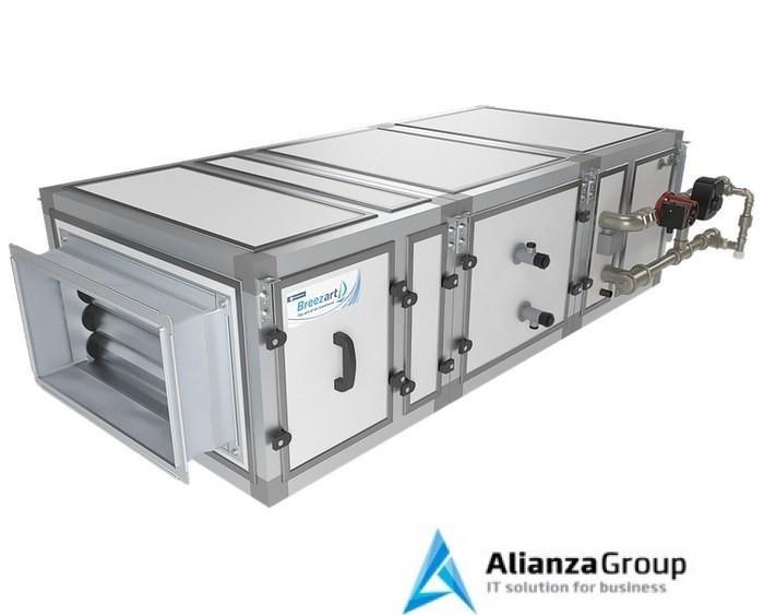Приточная вентиляционная установка Breezart 2700 Aqua W