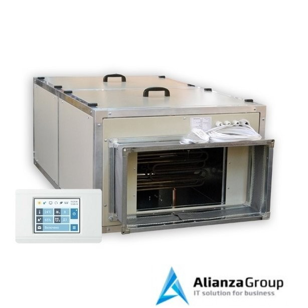 Приточная вентиляционная установка Breezart 4500 Lux F 60 - 380/3