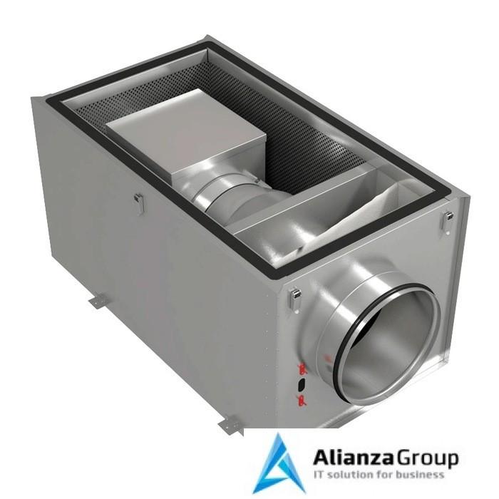 Приточная вентиляционная установка Shuft ECO 250/1-9,0/ 3-A
