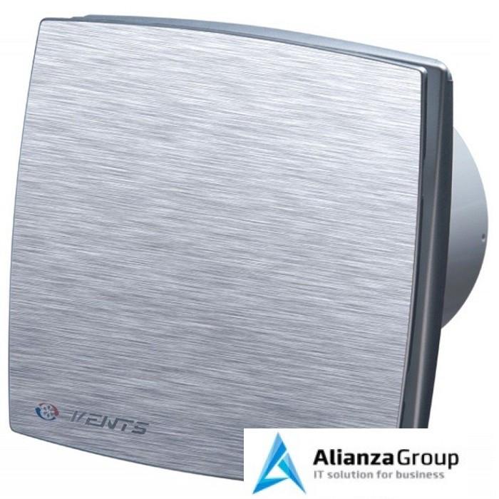 Вытяжка для ванной диаметр 100 мм Vents 100 ЛДВ алюм. мат.