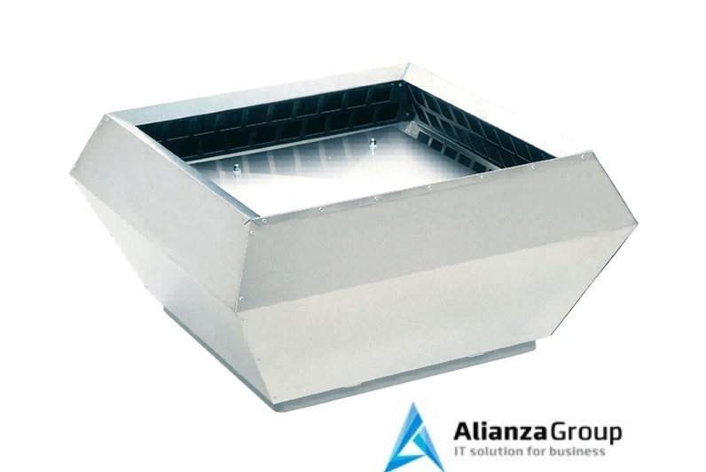 Крышный вентилятор Systemair DVSI 400E6 sileo roof fan