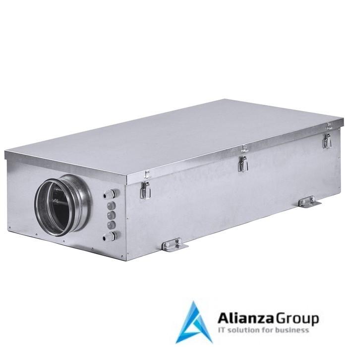 Приточная вентиляционная установка Shuft ECO-SLIM 350-2,4/1 - А