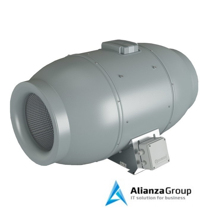 Канальный вентилятор Blauberg ISO-Mix EC 125