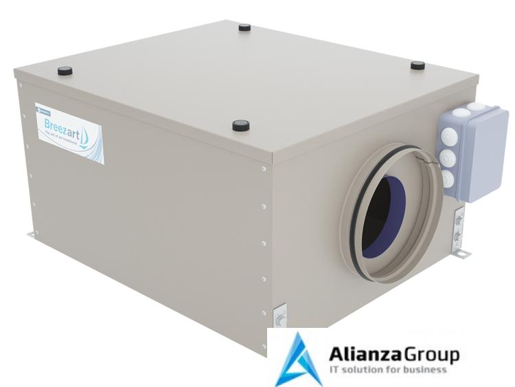 Приточная вентиляционная установка Breezart 1000 Lux PTC