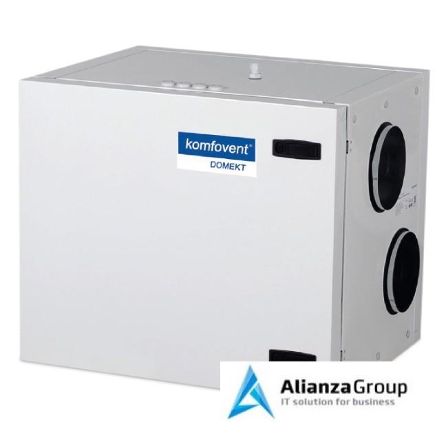 Приточно-вытяжная вентиляционная установка 500 Komfovent Domekt-R-400-H (L/AZ F7/M5 ePM1 55/ePM10 50)