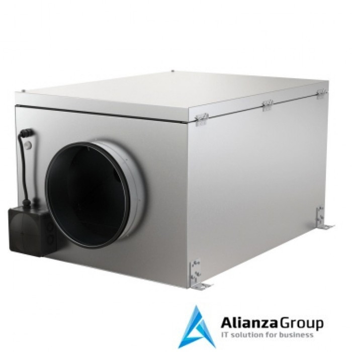 Канальный вентилятор Systemair KVK Silent 355 AC