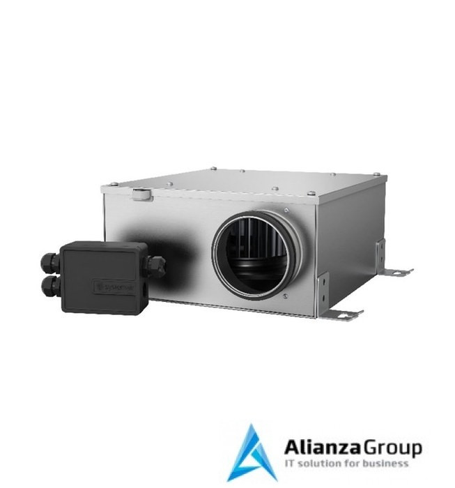 Канальный вентилятор Systemair KVK Slim 250 EC
