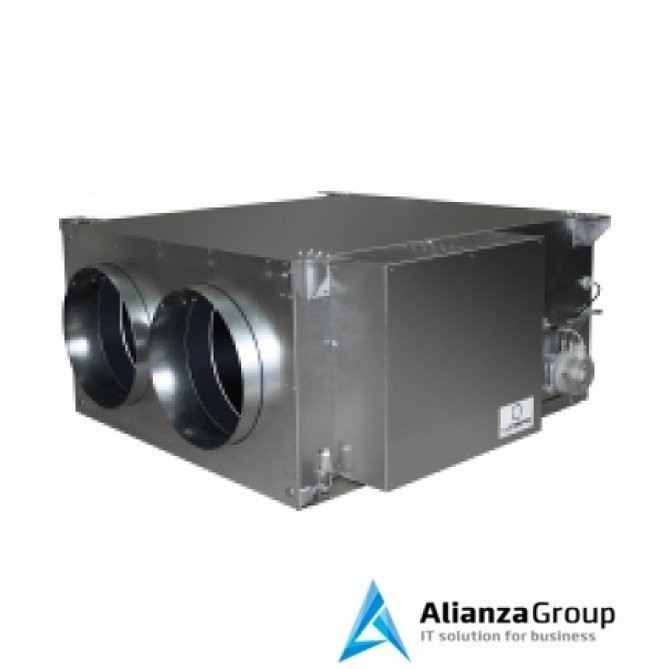 Приточная вентиляционная установка Lufberg LVU-3000-W-ECO