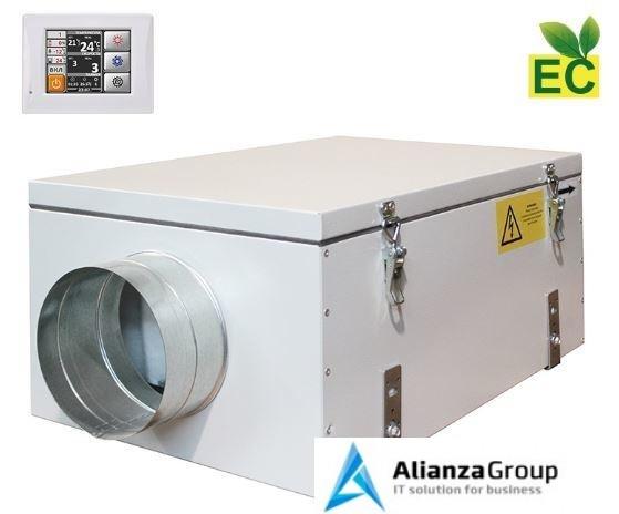 Приточная вентиляционная установка Благовест ФЬОРДИ ВПУ 800 ЕС/6-380/2-GTC