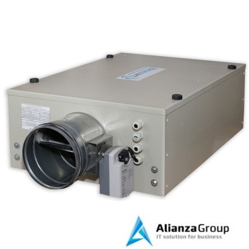 Приточная вентиляционная установка Breezart 550 Lux SB